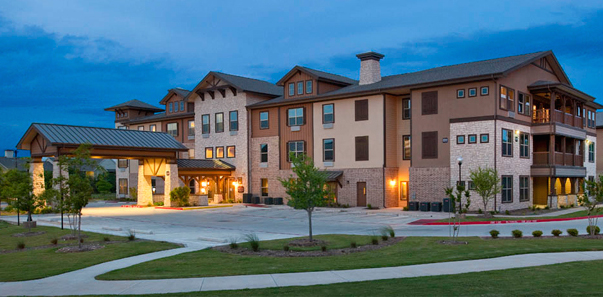 The Isle at Cedar Ridge - Cedar Park, TX - Exterior