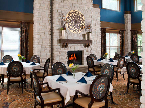 The Isle at Cedar Ridge - Cedar Park, TX - Dining Room