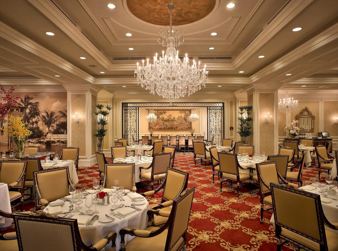 The Palace at Coral Gables, FL - Dining Room
