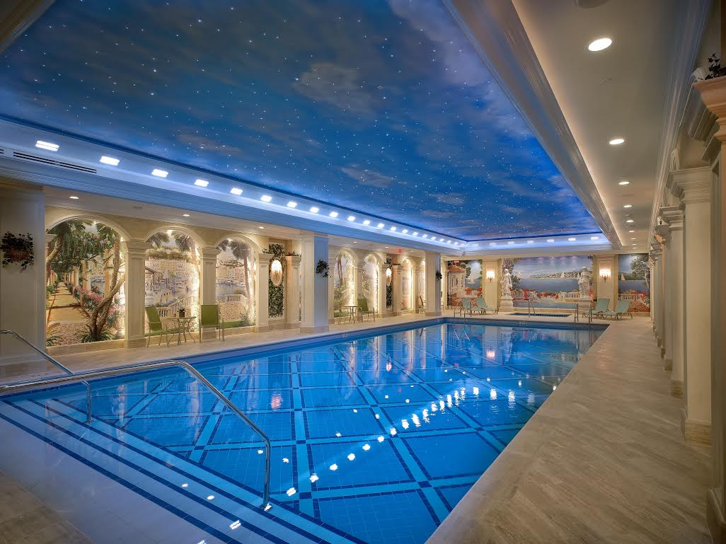 The Palace at Coral Gables, FL - Indoor Swimming Pool