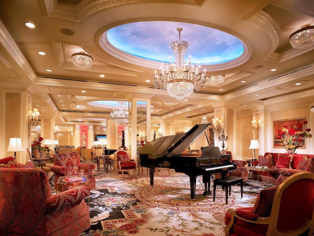The Palace at Coral Gables, FL - Lobby