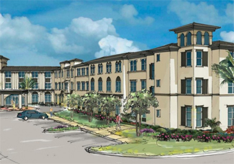 The Sheridan at Cooper City, FL - Exterior