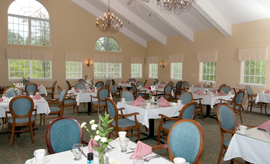 The Village at East Farms - Waterbury, CT - Dining Room