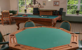 The Village at Kensington Place - Meriden, CT - Game Room