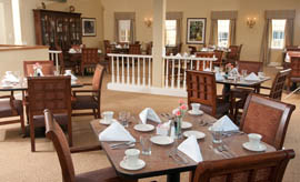 The Village at South Farms - Middletown, CT - Dining Room