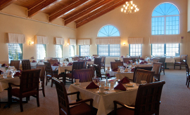The Village at Willow Crossings, MA - Dining Room