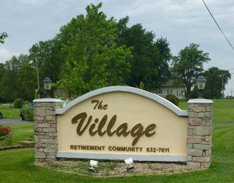 The Village of Cameron Senior Living - Cameron, MO - Exterior Sign