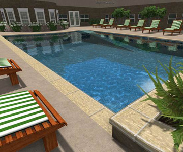 The Westmore - Fort Worth, TX - Pool