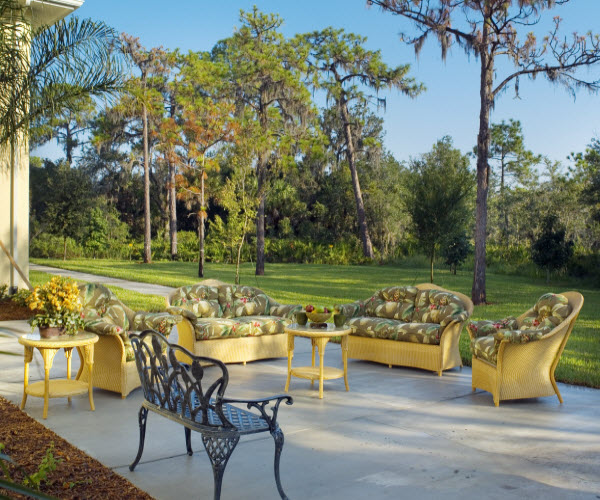 The Windsor of Palm Coast, FL - Patio