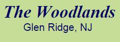 The Woodlands - Glen Ridge, NJ - Logo
