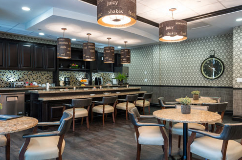 The Ambassador at Scarsdale - White Plains, NY - Bistro