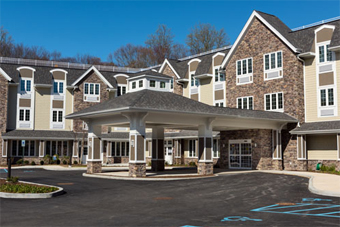 The Ambassador at Scarsdale - White Plains, NY - Exterior