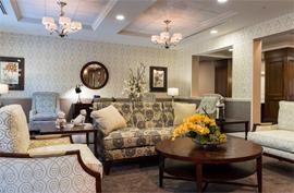 The Ambassador at Scarsdale - White Plains, NY - Living Room