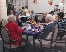 The Cottage of Spring Branch - Houston, TX - Holiday Celebration