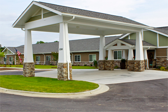 The Crossings at Wayside - Raeford, NC - Exterior