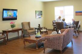 The Gardens - Ocean Springs, MS - TV Room