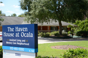 The Haven House at Ocala - Dunnellon, FL - Exterior