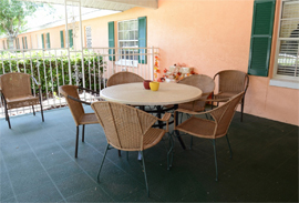 The Haven House at Ocala - Dunnellon, FL - Patio