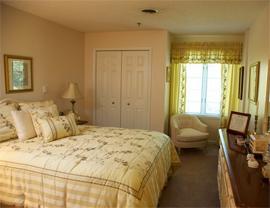 The Hearth at Castle Gardens - Vestal, NY - Apartment Bedroom
