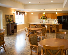 The Hearth at Franklin, TN - Dining Room
