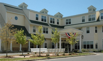 The Hearth at Gardenside - Branford, CT - Exterior