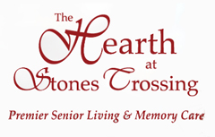 The Hearth at Stones Crossing - Greenwood, IN - Logo