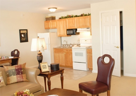 The Hearth at Tudor Gardens - Zionsville, IN - Apartment