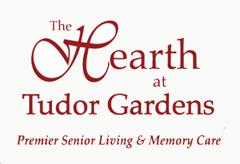 The Hearth at Tudor Gardens - Zionsville, IN - Logo