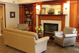 The Hearth at Tuxis Pond - Madison, CT - Lounge