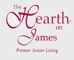 The Hearth at on James - Syracuse, NY - Logo