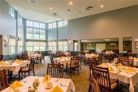 Heritage at the Plains at Parish Homestead - Oneonta, NY - Dining Room