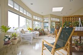 The Lakeshore - Seattle, WA - Sunroom
