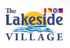 The Lakeside Village - Panora, IA - Logo