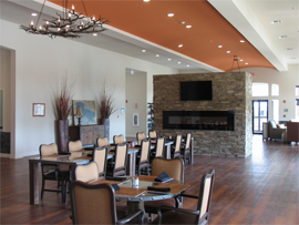 The Lodge - Mount Pleasant, TX - Dining Room