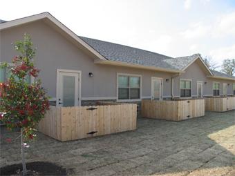 The Lodge - Mount Pleasant, TX - Exterior