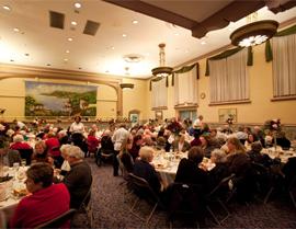The Lorelton - Wilmington, DE - Dining Room