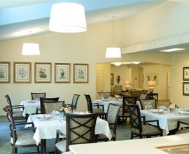 The Memory Center Richmond - Midlothian, VA - Dining room
