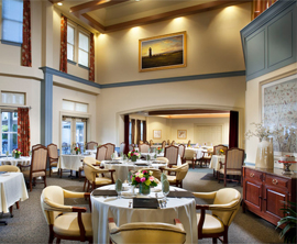 The Overlook - Charlton, MA - Dining Room
