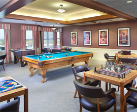 The Overlook - Charlton, MA - Game Room