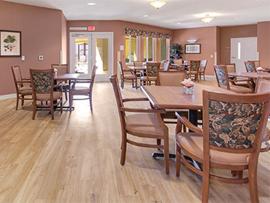 The Pines, A Merrill Gardens Community - Rocklin, CA - Dining Room