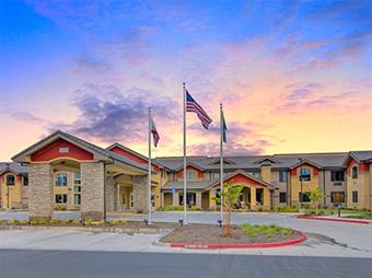 The Pines, A Merrill Gardens Community - Rocklin, CA - Exterior