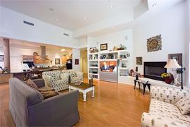 The Villas at Green Valley, AZ - Living Room