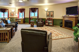 The Waterford at Hartford, WI - TV Room