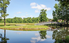 The Waterford at Hidden Lake - Canton, GA - Community Grounds