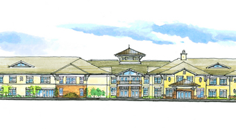 Thrive Assisted Living & Memory Care Greer, SC - Exterior