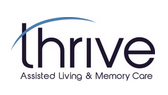 Thrive Assisted Living & Memory Care Greer, SC - Logo