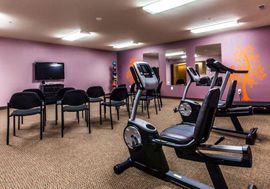 Timber Creek Village - Lincoln, IL - Fitness Room