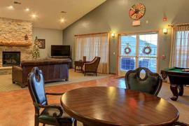 Timber Creek Village - Robinson, IL - Club Room