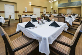 Timberwood Oklahoma City, OK - Dining Room