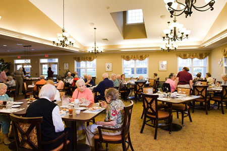 Traditions at Hershey - Palmyra, PA - Dining Room